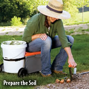 Prepare the Soil