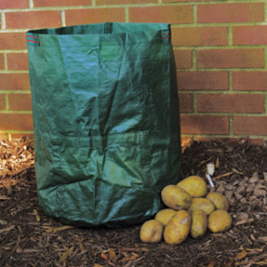 This potato bag can be used for growing any veggie!