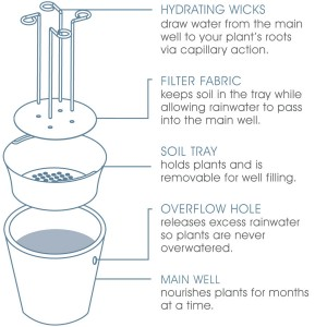 The WaterWell system