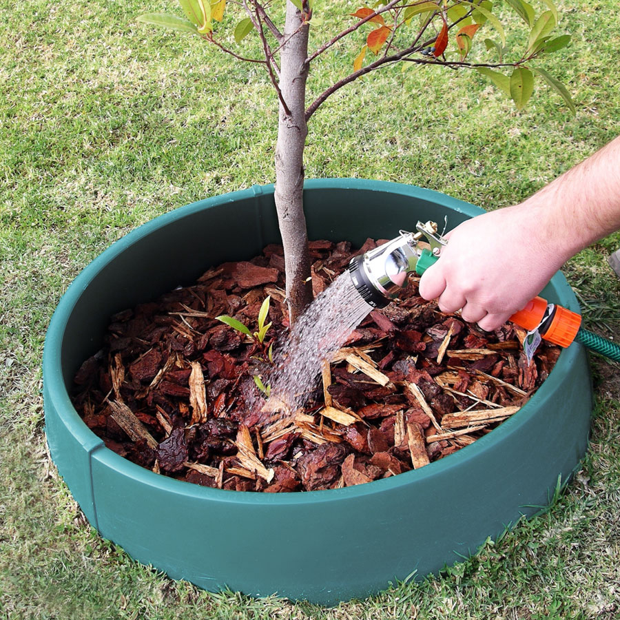 Make Watering Less of a Chore